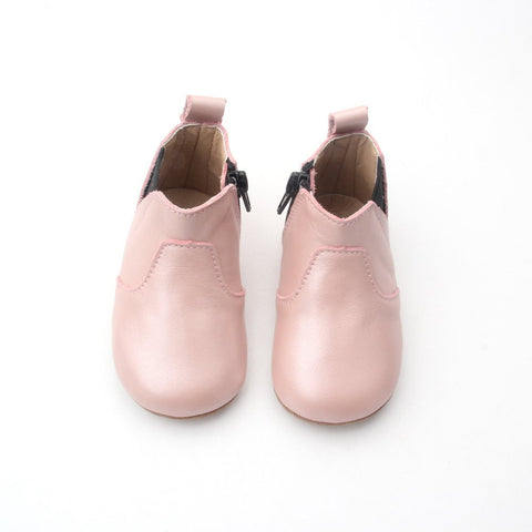 Sienna Baby Woah Nelly Boots - Pink
