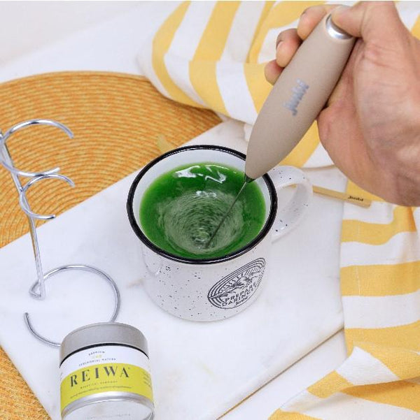 Matcha Whisk - Electric