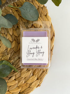 Lavender & Ylang Ylang Wax Melts