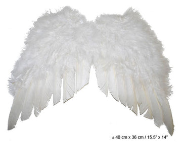Angel Wings Small Feather