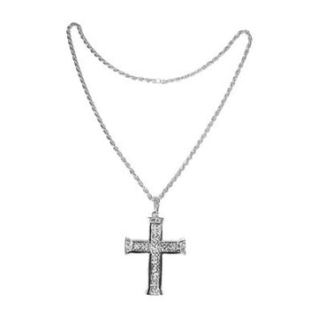 Necklace Metal Cross