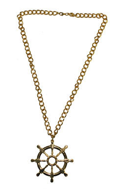 Necklace Ships Wheel