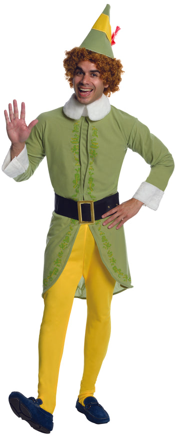 Buddy The Elf Costume (Adult)