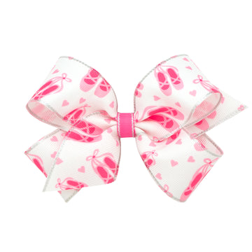 Ballet Slipper Bow
