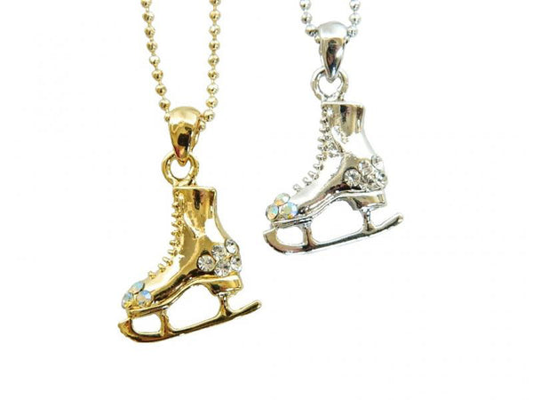 Necklace Ice Skate