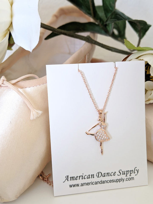 Necklace Classic Ballerina