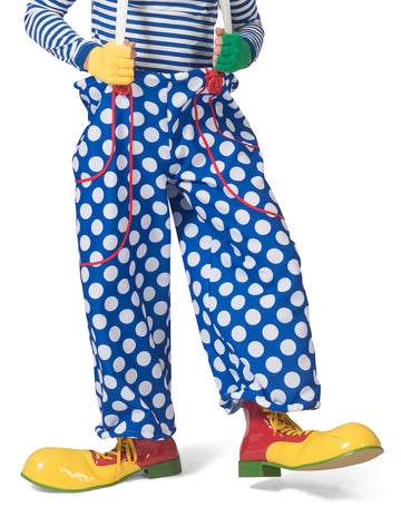 Dotted Clown Pants (Adult)
