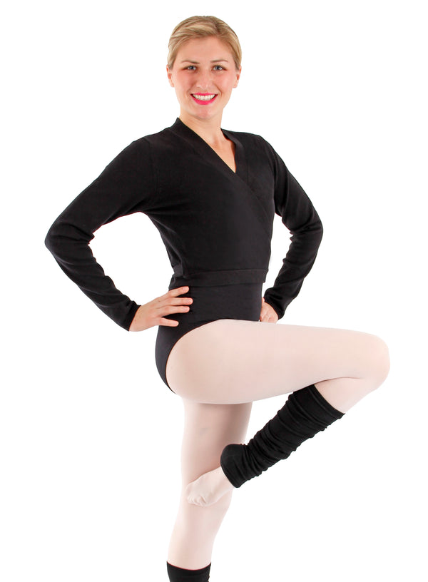 Sweater Ballet Wrap by Basic Moves (Adult)