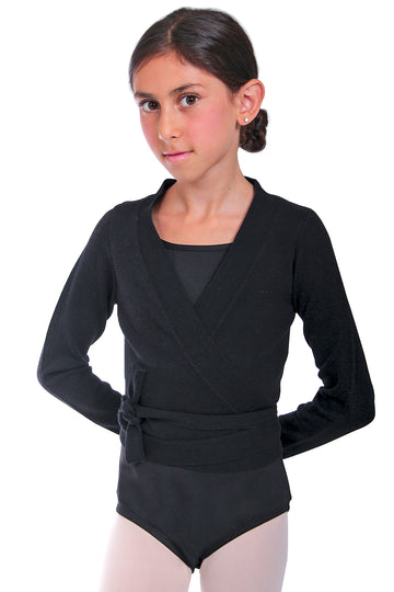 Sweater Ballet Wrap Basic Moves(Child)