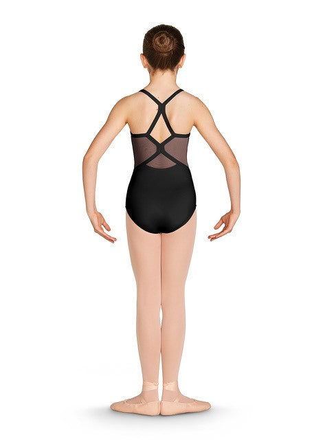 Camisole Mesh Back Leotard by Bloch (Child)