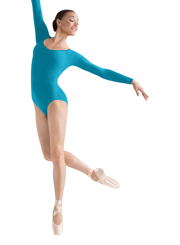 Leotard Long Sleeve Bloch (Adult)