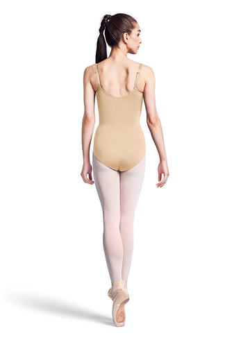 Leotard Camisole Adjustable Strap Bloch (Adult)