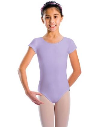 Leotard Cap Sleeve Cotton Body Wrappers (Child)