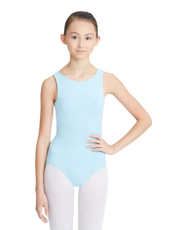 Leotard Tank High Neck Capezio (Adult)
