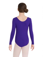 Leotard Long Sleeve Capezio (Child)
