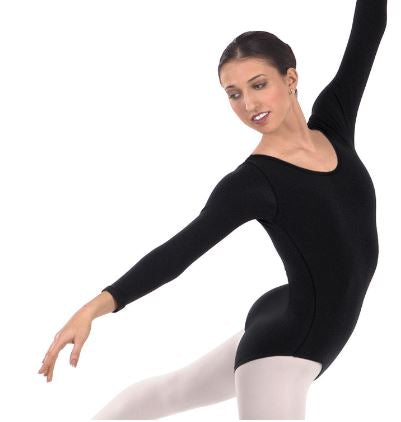 Leotard Long Sleeve by Eurotard (Plus Adult)