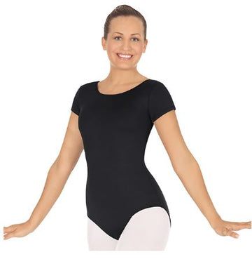 Leotard Short Sleeve by Eurotard (Plus Adult)