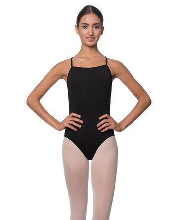 Leotard Camisole Low X Back Lulli (Adult)