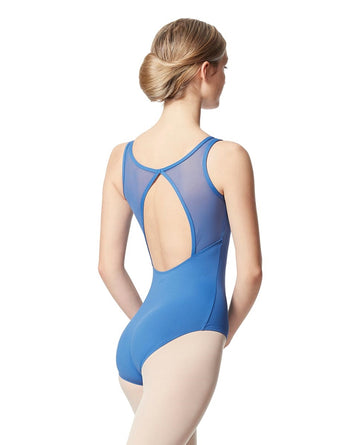 Toma Mesh Tank Leotard by Lulli (Adult)