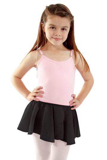 Skirt Mock Wrap Pull On Basic Moves (Child)