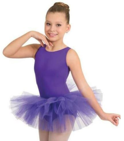 Tutu Classic Tulle Body Wrappers (Child)