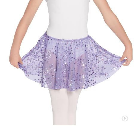 Skirt Glitter Enchanted Eurotard (Child)