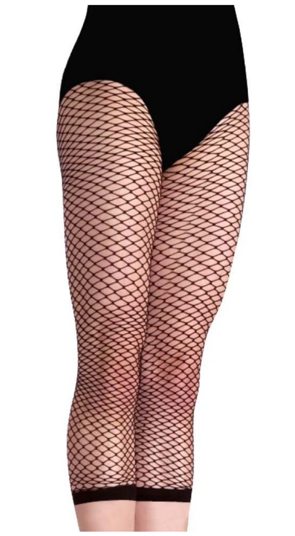 Capri Fishnet by Body Wrappers (Adult)