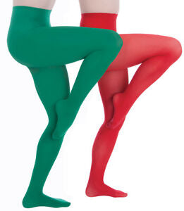 Colored Footed Tights by Body Wrappers (Child)