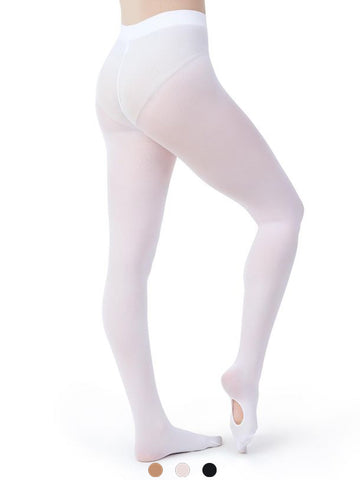 Ultra Soft Convertible Tights by Capezio (Adult)