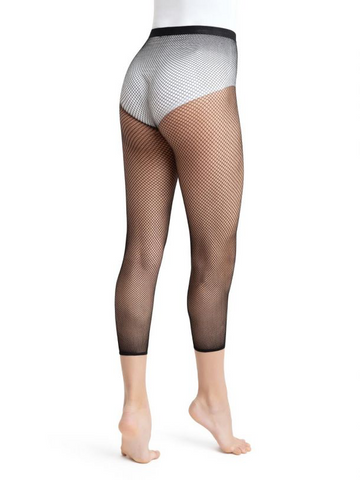 Tights Fishnet Crop by Capezio (Adult)