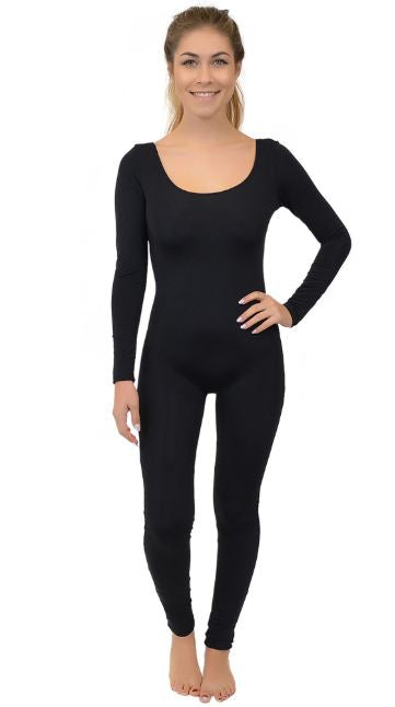 Unitard Long Sleeve Lycra (Adult)