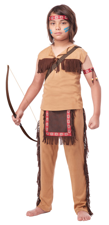 Native American Brave (Child)