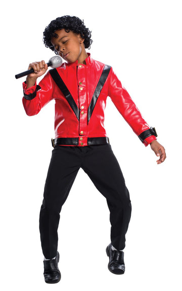 Michael Jackson Thriller Jacket Deluxe (Child)