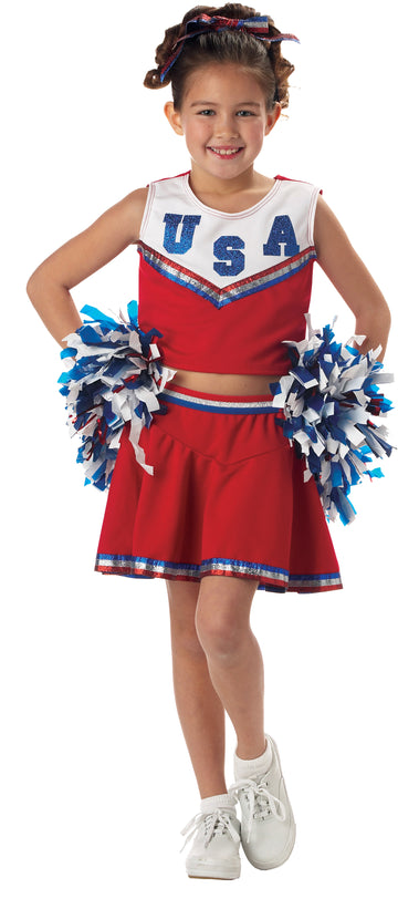 Patriotic Cheerleader (Child)