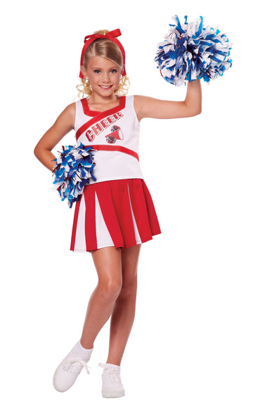 High School Cheerleader (Child)