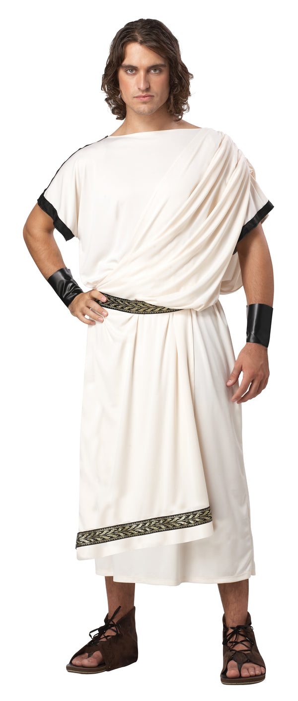Men's Deluxe Classic Toga (Adult)