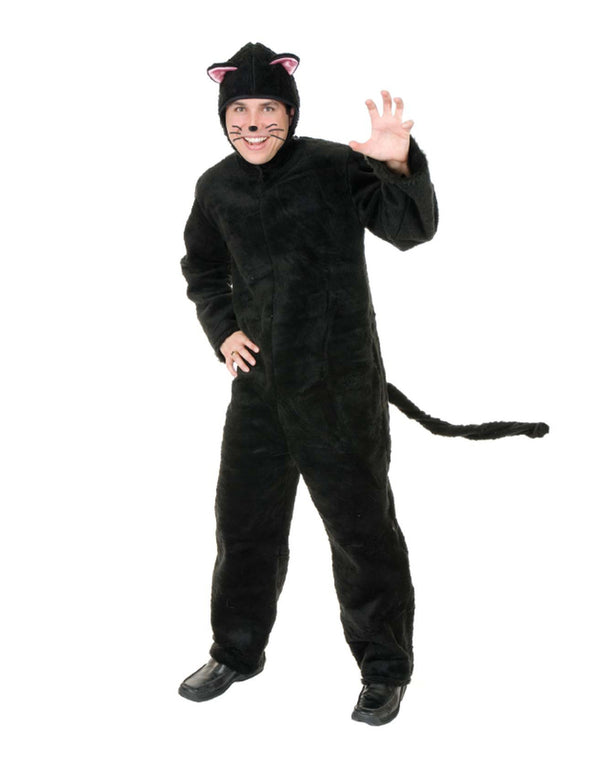 Plush Cat Costume (Adult)