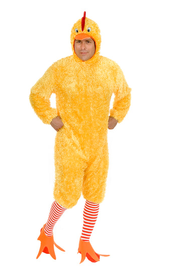 Funky Chicken Costume (Adult)