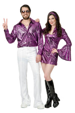 Dazzling Disco Shirt (Adult)