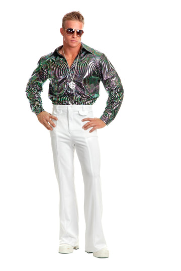 Dazzling Disco Shirt Plus (Adult)