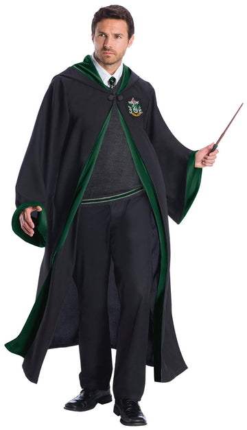 Slytherin House Costume Super Deluxe (Adult)