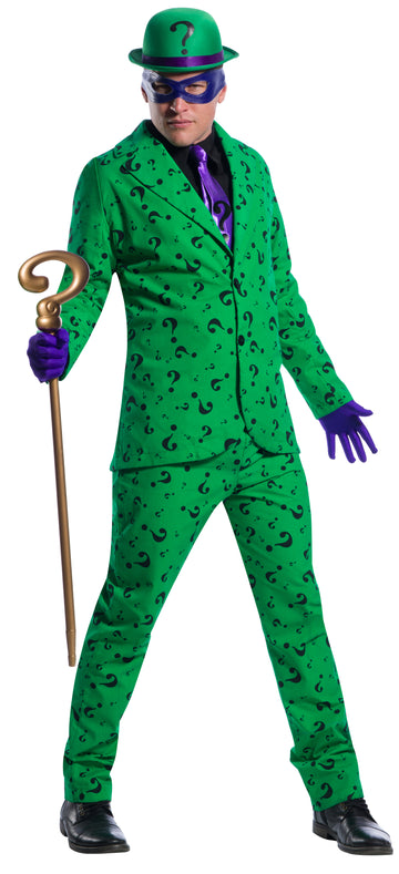 Riddler Costume Deluxe (Adult)