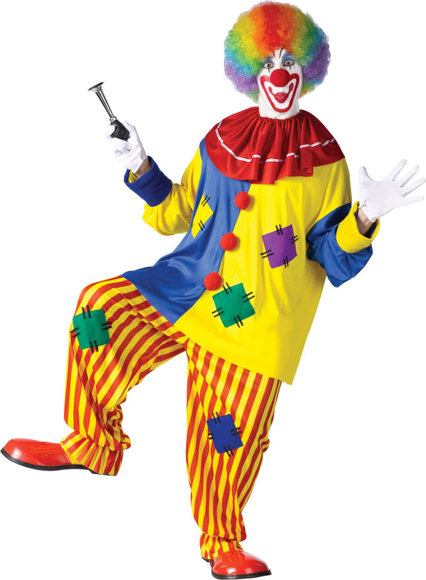 Big Top Clown (Adult)