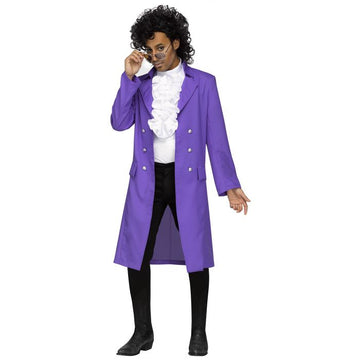 Purple Pain Prince Jacket (Plus)