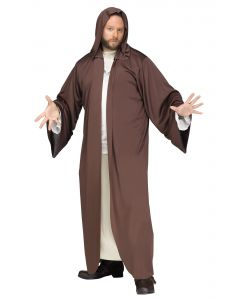 Hooded Robe - Brown (Adult)