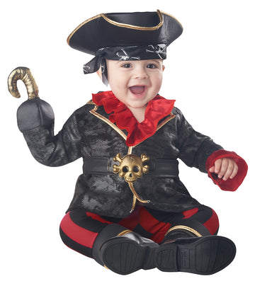 Pirate of the Crib-ian (Infant)