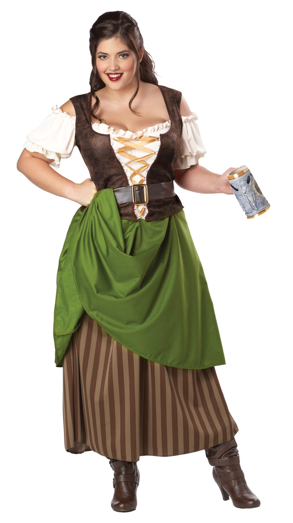 Tavern Maiden Plus (Adult)