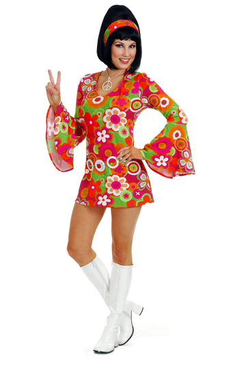 Flower Babe Costume (Adult)