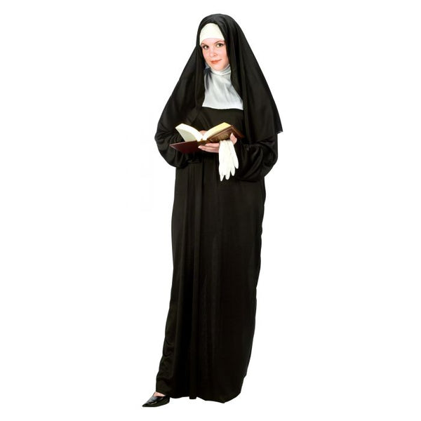 Mother Superior Nun Costume (Plus)