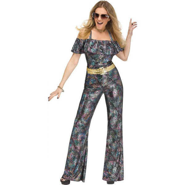 Disco Queen Jumpsuit (Adult)
